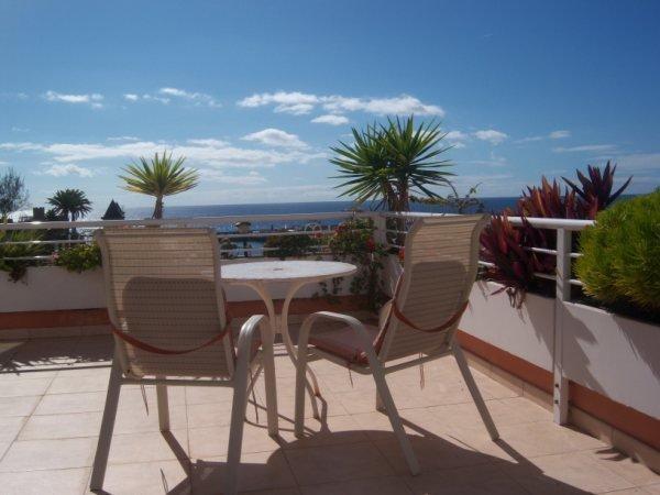 Penthouse Paraiso Mogan  - Luxury 2 bedroomed  - fabulous views - Sunny Breakfast