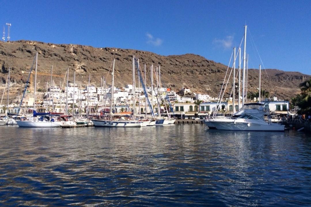 Penthouse Paraiso Mogan  - Luxury 2 bedroomed  - fabulous views - Marina yachts