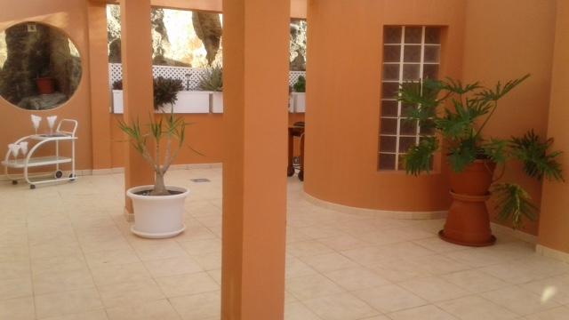 Penthouse Paraiso Mogan  - Luxury 2 bedroomed  - fabulous views - Main Entrance