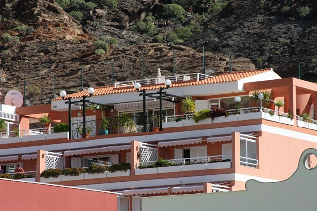 Penthouse Paraiso Mogan  - Luxury 2 bedroomed  - fabulous views - Exterior