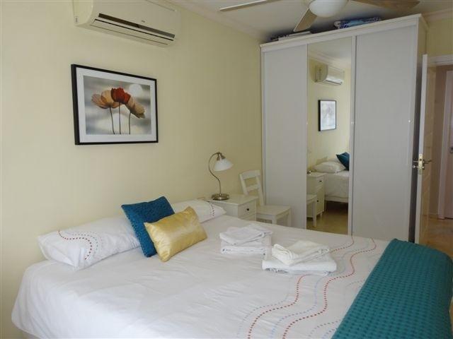 Mirador - 3 Bed Apartment - Beachside - Master bedroom