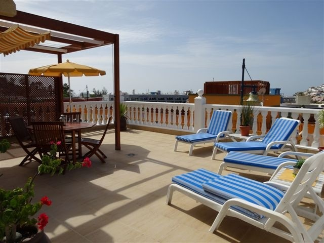 Mirador - 3 Bed Apartment - Beachside - Private Sunny  terrace
