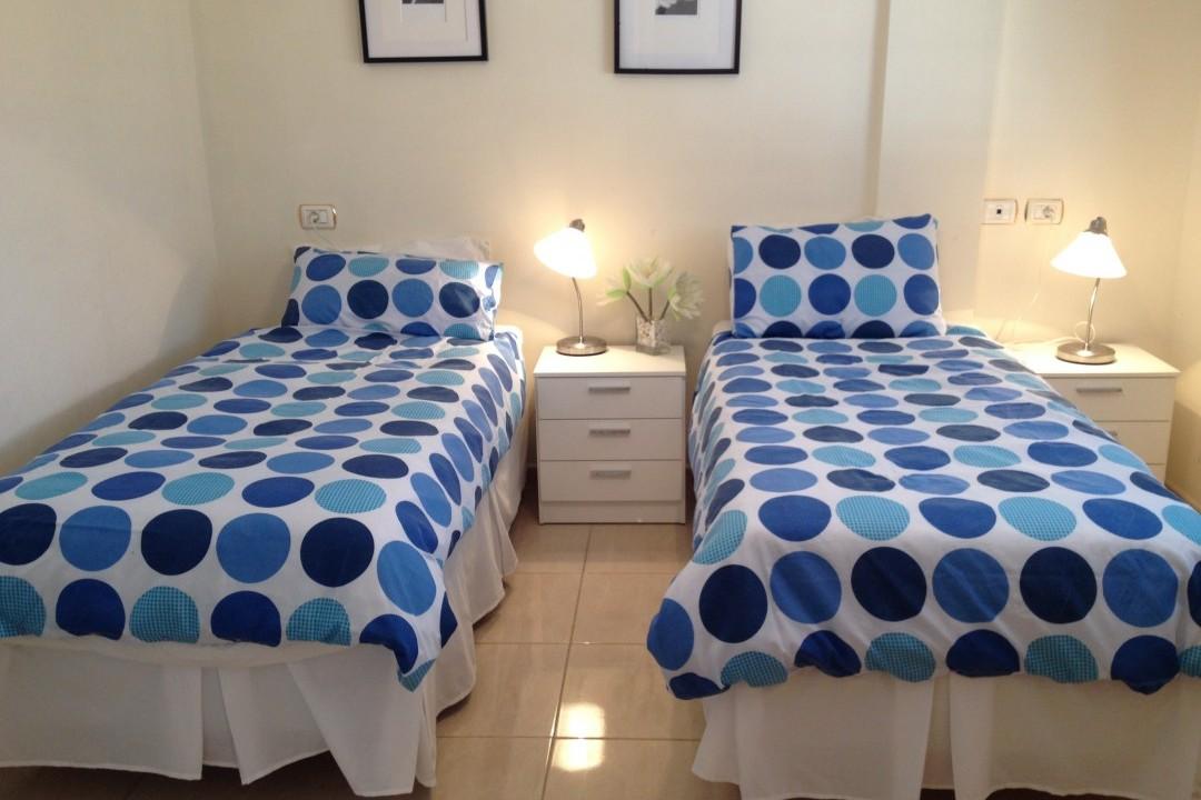 Mirador - 3 Bed Apartment - Beachside - Guest Bedroom 1