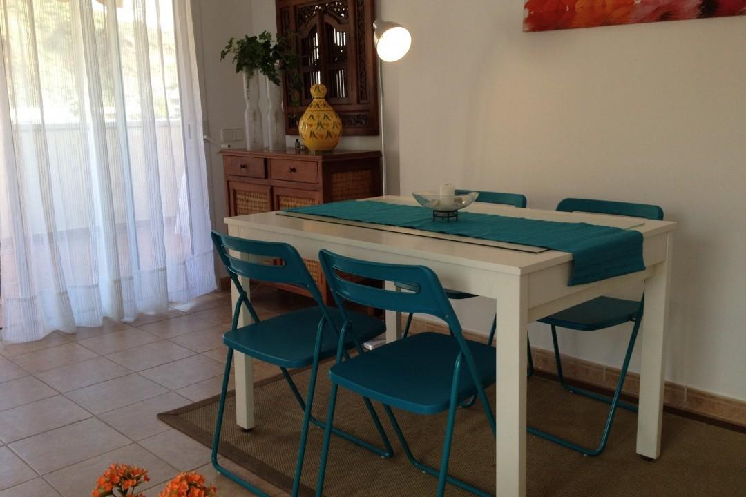 Alisio - 3 Bed Apartment - Private Terrace - Living Area