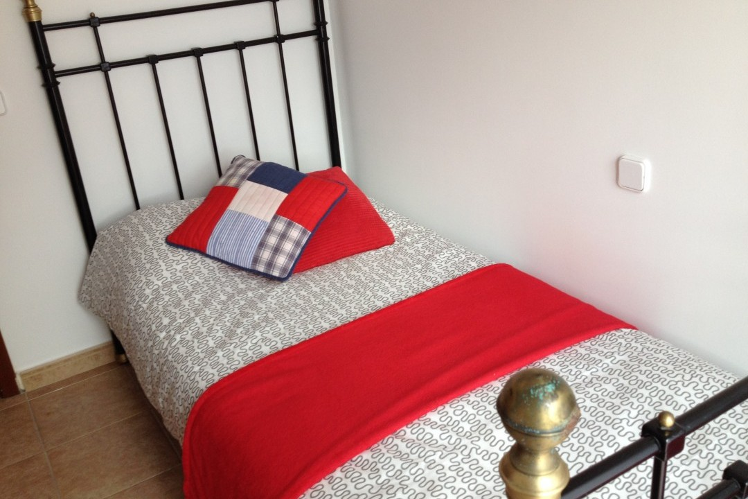 Alisio - 3 Bed Apartment - Private Terrace - Bedroom