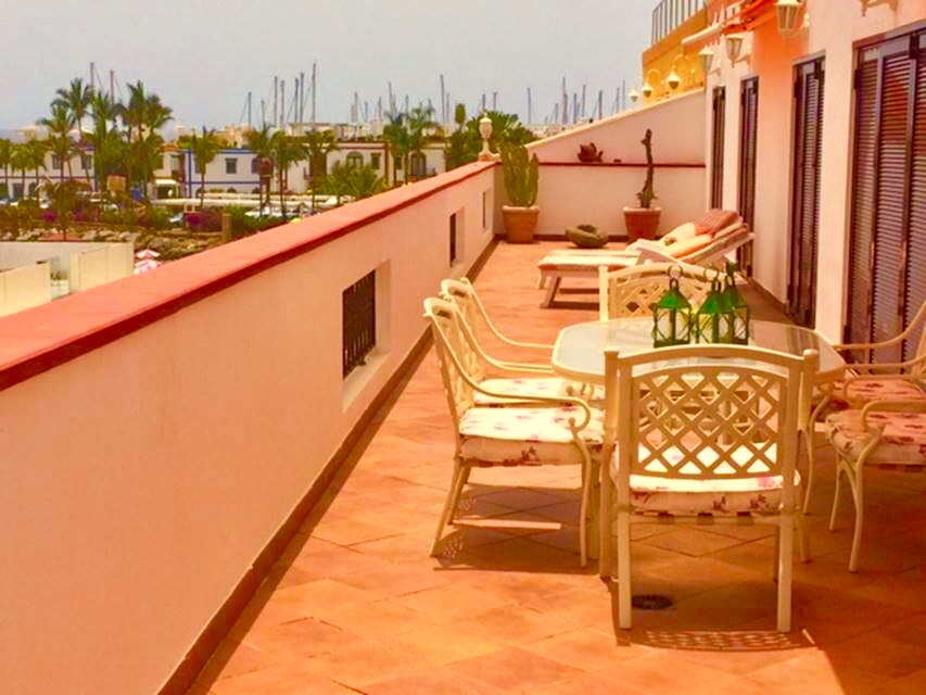 Pescadores  - 3 Bed Penthouse  - Beachside Luxury - Main Terraces with beatufiul views