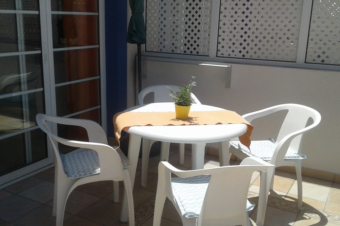 Playa Mogan - 1 Bed Apartment - Central Location - Sun Terrace