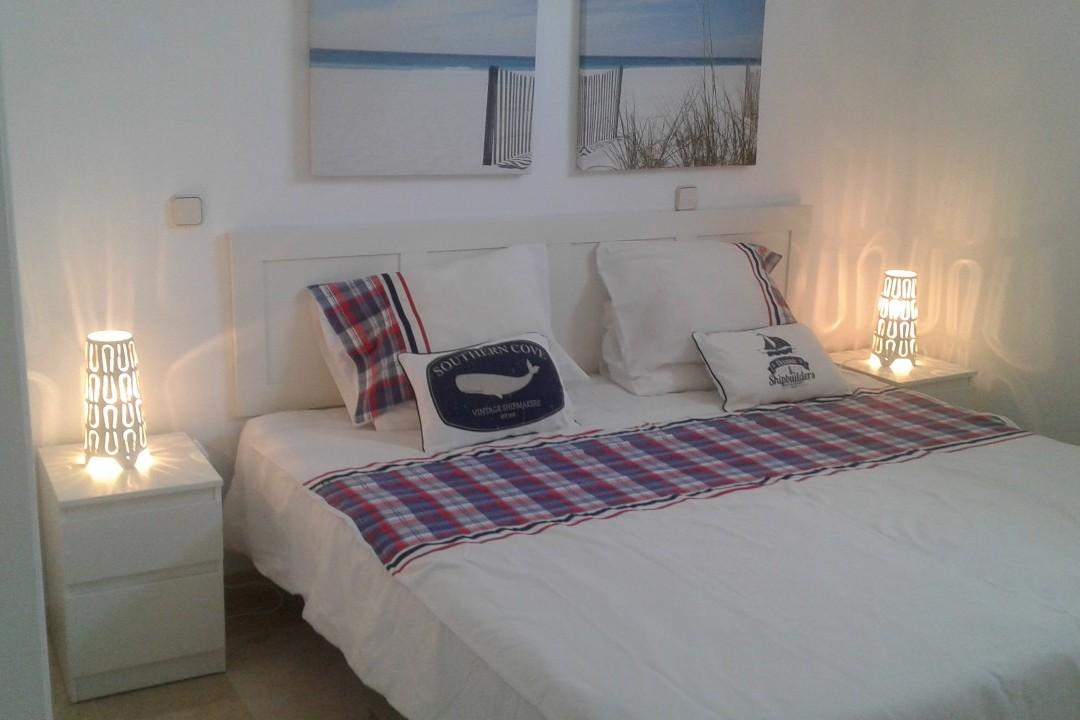 Playa Mogan - 1 Bed Apartment - Central Location - Bedroom