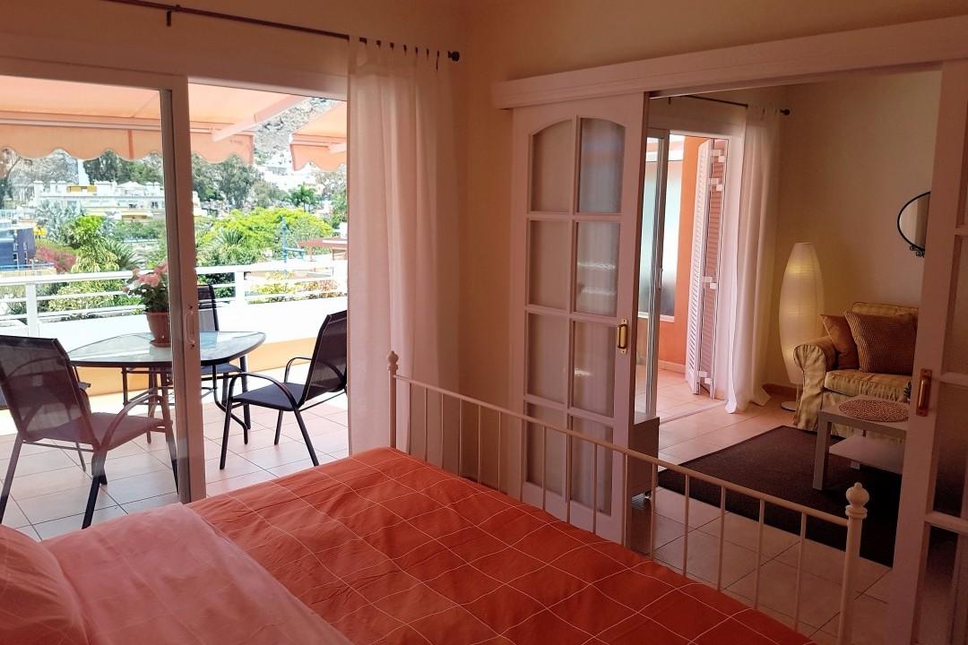Paraiso 1 - 1 Bed Apartment - Calle La Puntilla - Bedroom View