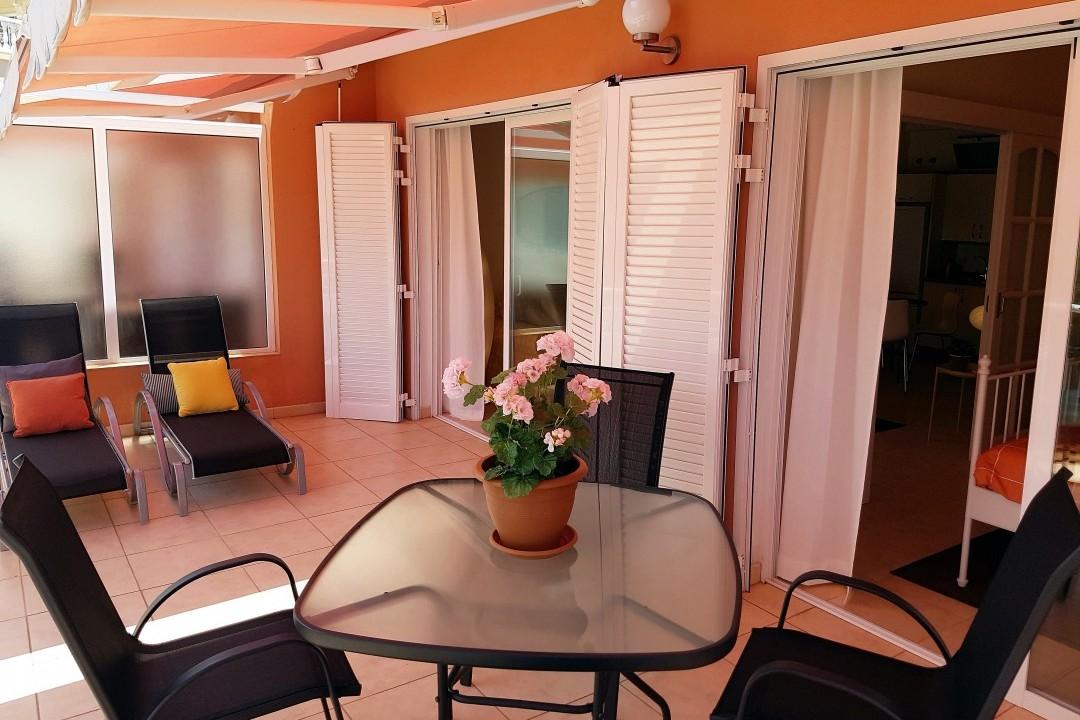 Paraiso 1 - 1 Bed Apartment - Calle La Puntilla - Terrace