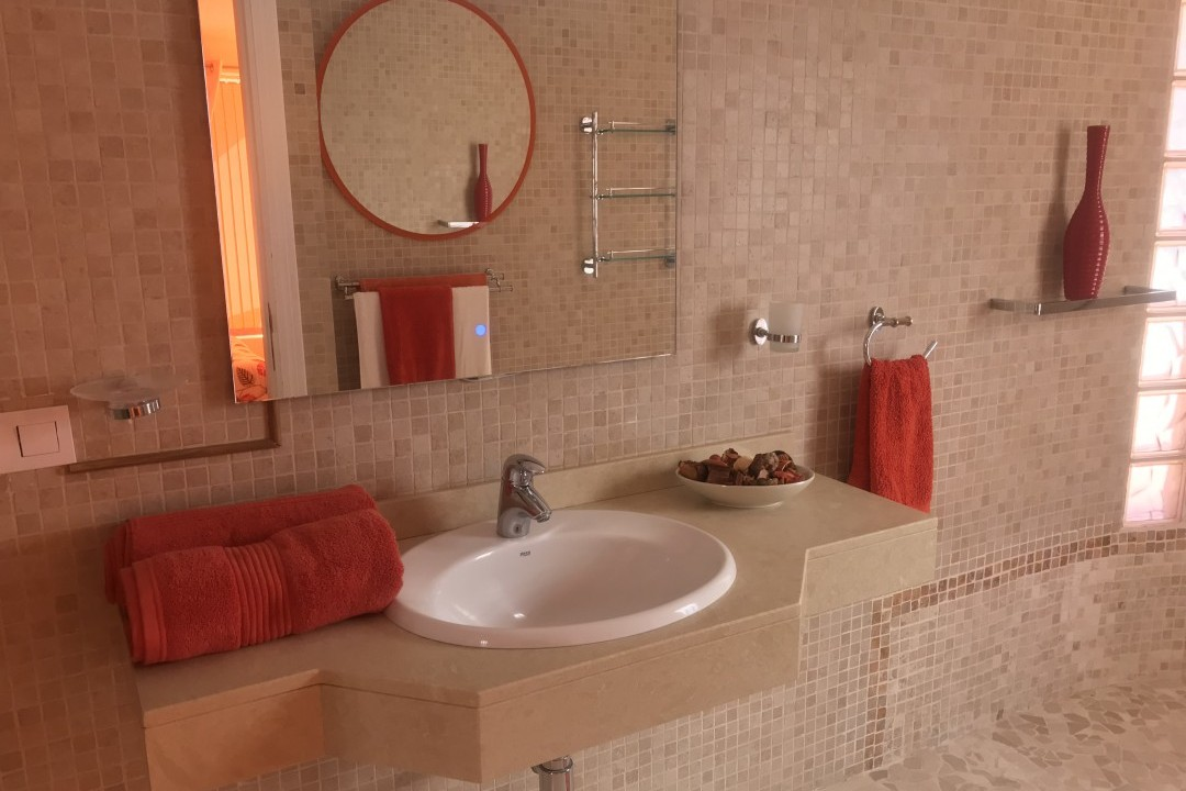Penthouse Paraiso Mogan  - Luxury 2 bedroomed  -  fabulous views - Luxury Master Bathroom