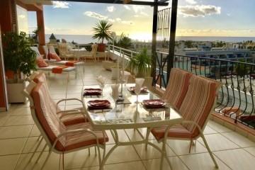 Penthouse Paraiso Mogan  - Luxury 2 bedroomed  - fabulous views - Terrace