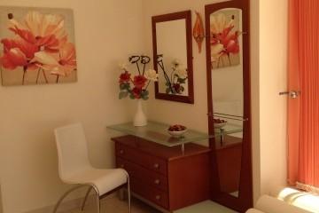 Penthouse Paraiso Mogan  - Luxury 2 bedroomed  - fabulous views - Master bedroom