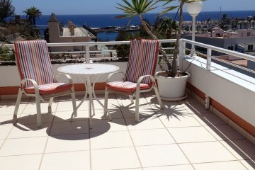 Penthouse Paraiso Mogan  - Luxury 2 bedroomed  - fabulous views -