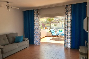 Mogan  El  Marinero -  1  bedroom + 2 bathrooms. - Huge  comfortable lounge
