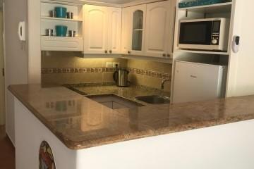 Mogan  El  Marinero - 1  bedroom + 2 bathrooms. - Kitchen Fully Equipped