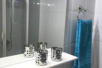 Mogan  El  Marinero - 1  bedroom + 2 bathrooms. - Guest Bathroom