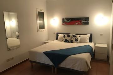 Mogan  El  Marinero - 1  bedroom + 2 bathrooms. - Tranquil bedroom