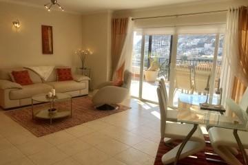 Penthouse Paraiso Mogan  - Luxury 2 bedroomed  - fabulous views - Comfortable lounge