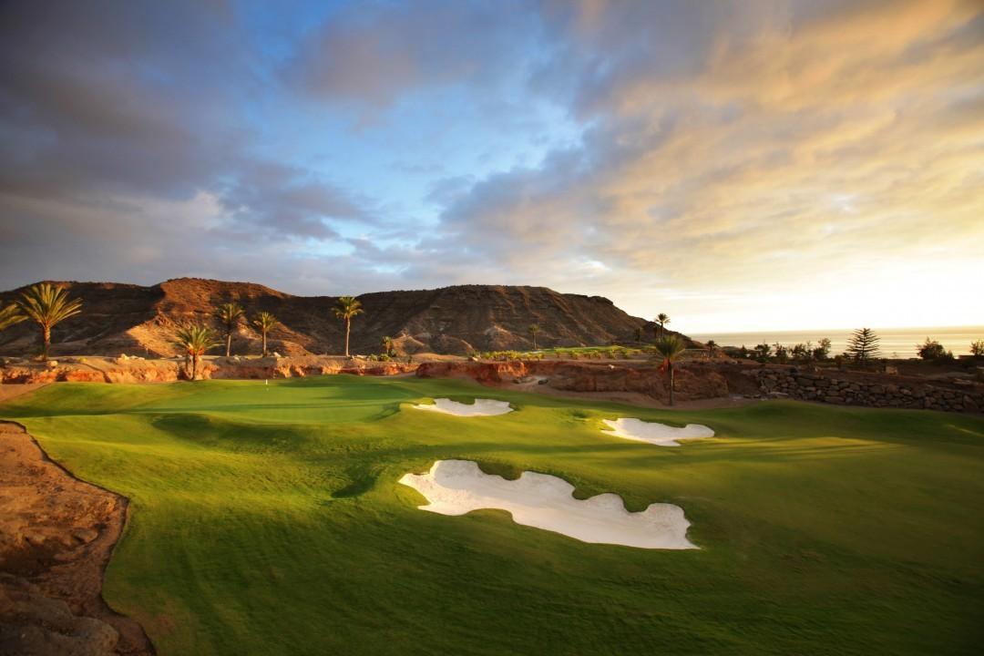 Golf in Gran Canaria - Anfi Tauro Golf Course Gran Canaria